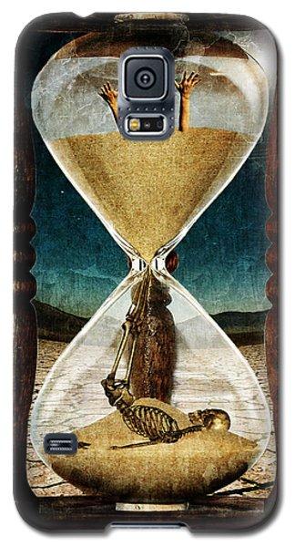 Sands Of Time ... Memento Mori  Galaxy S5 Case