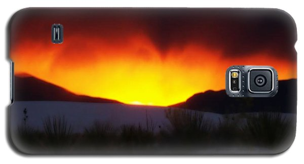 Sands Sunset  Galaxy S5 Case