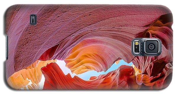 Sandstone Chasm Galaxy S5 Case