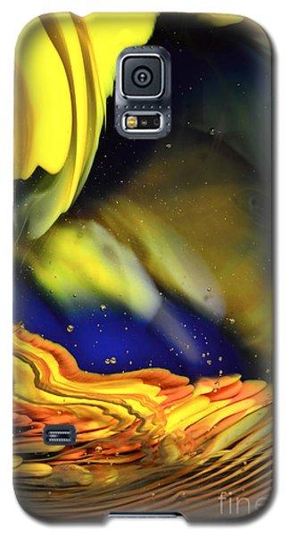 Sandstone Portal Galaxy S5 Case