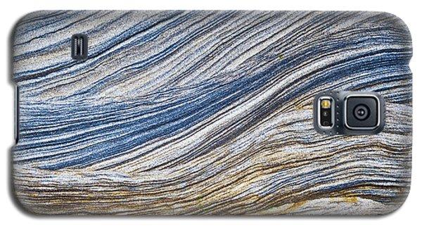 Sandstone Strata Galaxy S5 Case