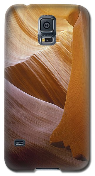 Sandstone Vortex Galaxy S5 Case