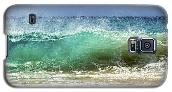 Sandy Beach Shorebreak 1 Galaxy S5 Case