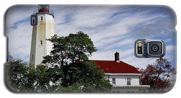 Sandy Hook Lighthouse Nj Galaxy S5 Case by Skip Willits