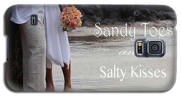 Sandy Toes Galaxy S5 Case