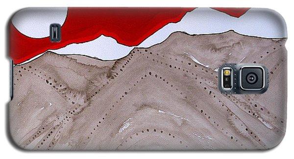 Sangre De Cristo Peaks Original Painting Galaxy S5 Case