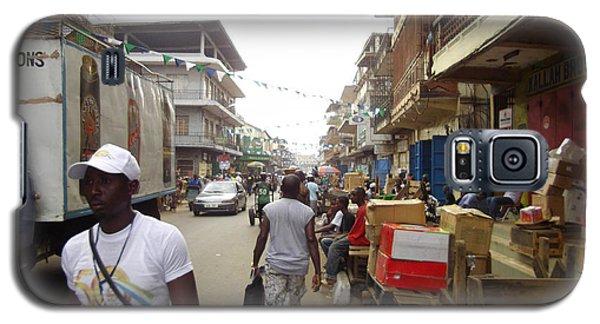 Sani Abacha Street- Year 2011 Galaxy S5 Case