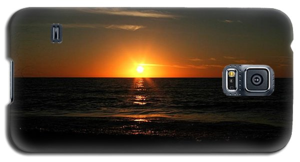 Sanibel At Sunset Galaxy S5 Case