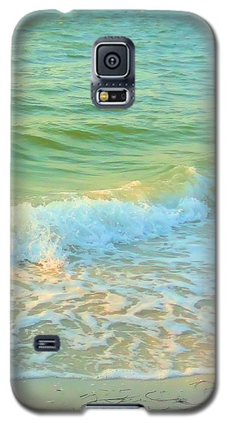 Galaxy S5 Case featuring the photograph Sanibel At Sunset by Janette Boyd