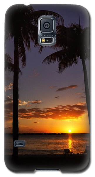 Sanibel Island Sunset Galaxy S5 Case
