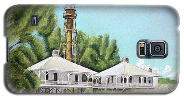 Sanibel Lighthouse Galaxy S5 Case by Melinda Saminski
