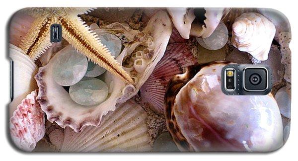 Sanibel Shells Galaxy S5 Case