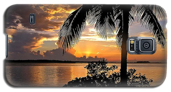 Sanibel Sunset Galaxy S5 Case by Carol  Bradley