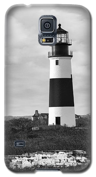 Sankaty Head Lighthouse Nantucket Cape Cod Galaxy S5 Case by Marianne Campolongo