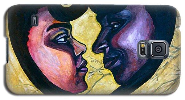 Sankofa Love Galaxy S5 Case by Gabrielle Wilson-Sealy