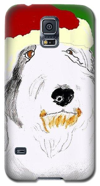 Santa Bailey Galaxy S5 Case