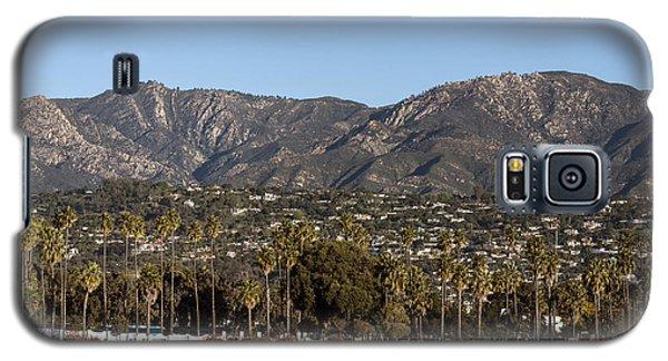 Santa Barbara Galaxy S5 Case