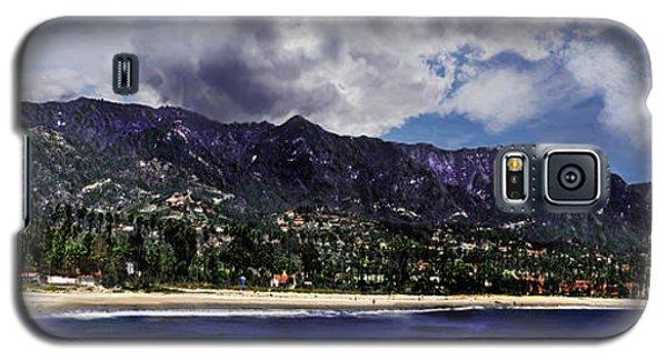 Santa Barbara Panorama Galaxy S5 Case
