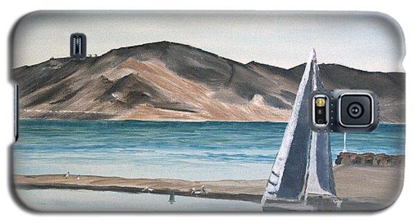 Santa Barbara Sailing Galaxy S5 Case