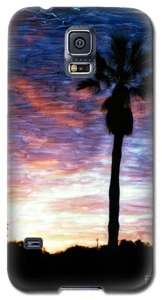 Santa Barbara Sunrise Galaxy S5 Case