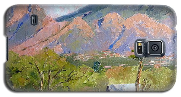 Santa Catalinas Galaxy S5 Case