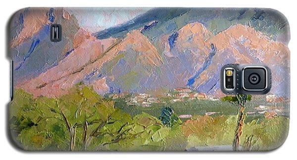 Santa Catalinas Galaxy S5 Case