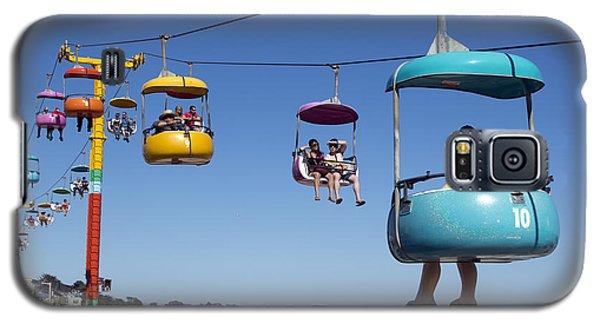 Santa Cruz Beach Amusement Park  Galaxy S5 Case