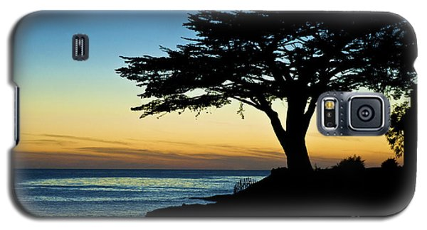 Santa Cruz California 3 Galaxy S5 Case