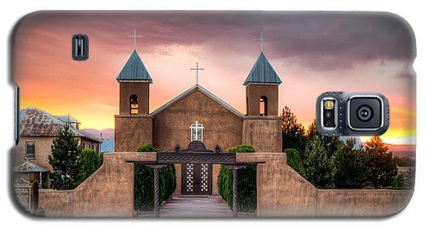 Santa Cruz De La Canada Church Galaxy S5 Case by Anna Rumiantseva