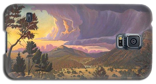 Santa Fe Baldy Galaxy S5 Case