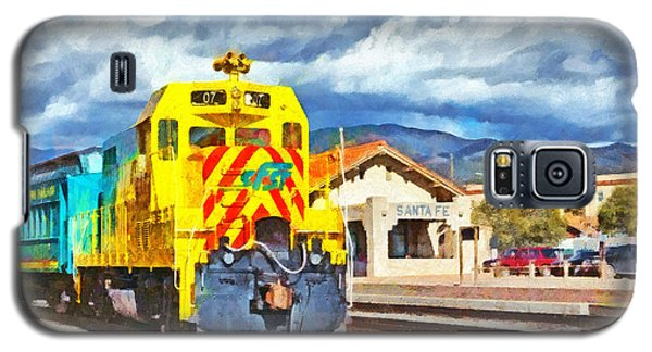Santa Fe Southern Railway Train Galaxy S5 Case