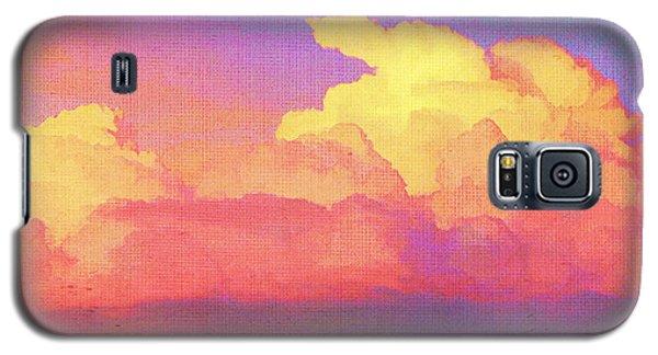 Santa Fe Sunset Galaxy S5 Case