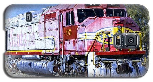 Santa Fe Train No-95 Galaxy S5 Case