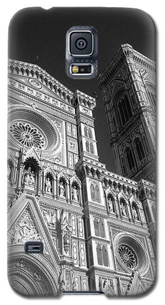 Galaxy S5 Case featuring the digital art Santa Maria Del Fiore  by Delona Seserman