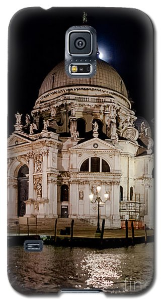 Santa Maria Della Salute At Night Galaxy S5 Case
