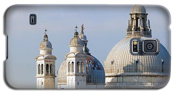 Santa Maria Della Salute In Venice Galaxy S5 Case by Paul Cowan
