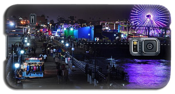Santa Monica Pier 5 Galaxy S5 Case