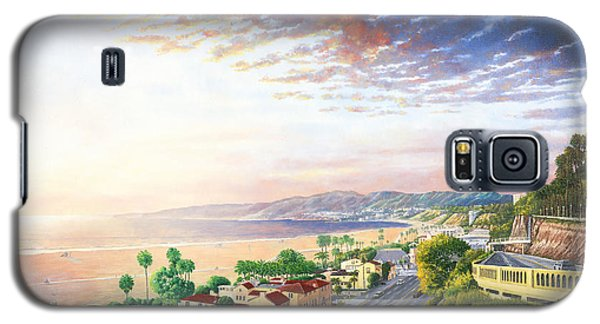 Santa Monica View North Galaxy S5 Case