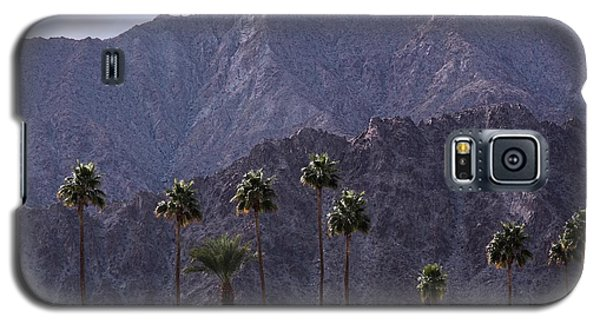 Santa Rosa Mountains Galaxy S5 Case