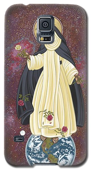 Santa Rosa Patroness Of The Americas 166 Galaxy S5 Case