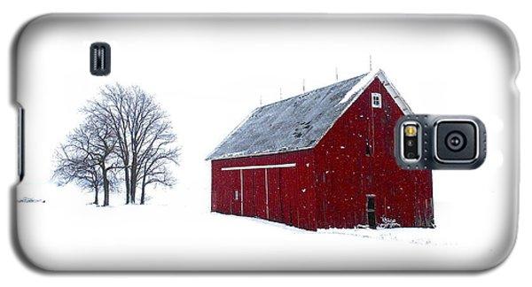 Santa's Barn Galaxy S5 Case by Tim Good