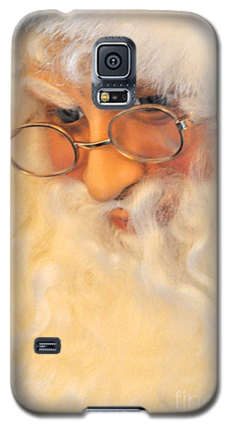 Santa's Beard Galaxy S5 Case