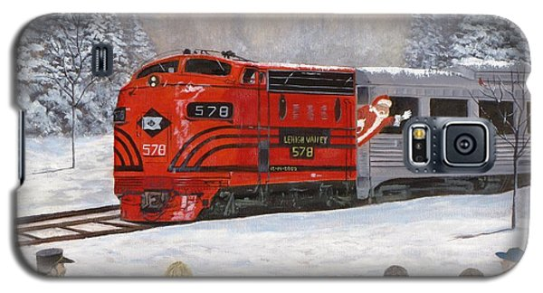 Santa's Miracles Galaxy S5 Case by Kevin F Heuman