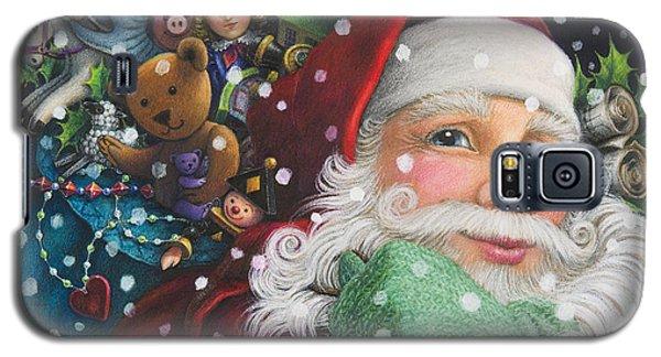 Santa's Toys Galaxy S5 Case