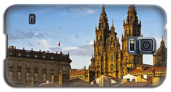 Santiago De Compostela Cathedral Galicia Spain Galaxy S5 Case