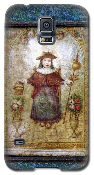 Santo Nino De Atocha Galaxy S5 Case by Savannah Gibbs