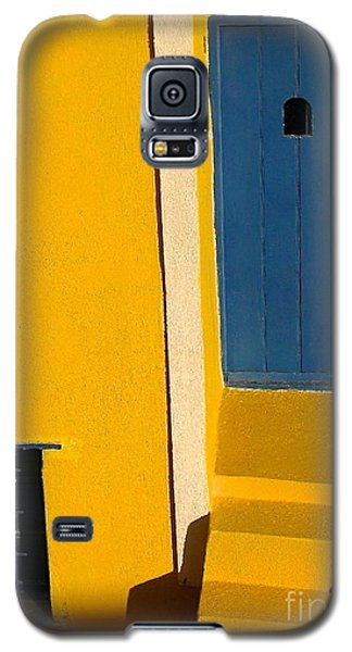 Santorini Doorway Galaxy S5 Case