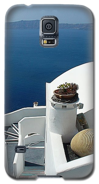 Santorini Welcome Galaxy S5 Case