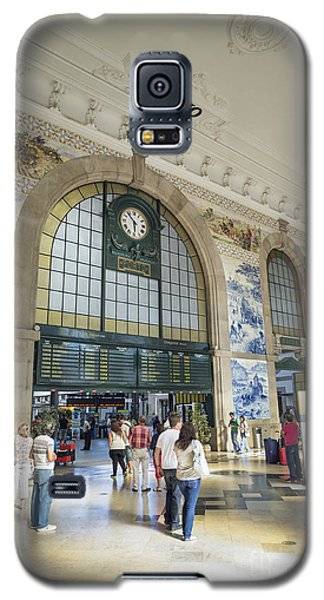 Sao Bento Railway Station Porto Portugal Galaxy S5 Case