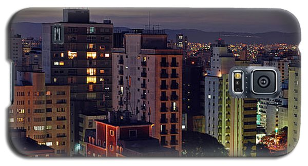 Sao Paulo Downtown At Dusk Galaxy S5 Case